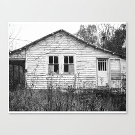 houseghost 21 Canvas Print