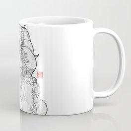 The First Shisa Coffee Mug