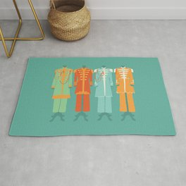 Sgt Peppers Lonely Hearts Club Rug