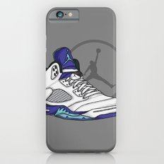 Jordan 5 (Grape) Slim Case iPhone 6s