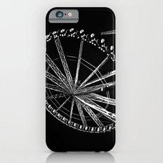 Night Time Ferris Ride Slim Case iPhone 6s