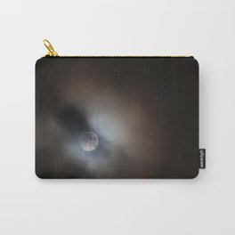 Clouded Moon Carry-All Pouch