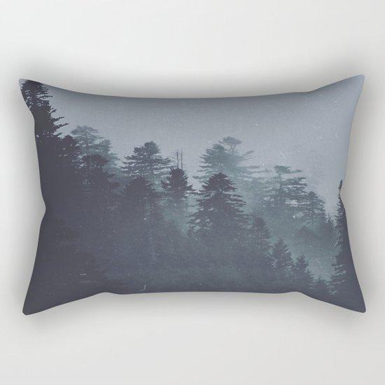 our hearts collide Rectangular Pillow