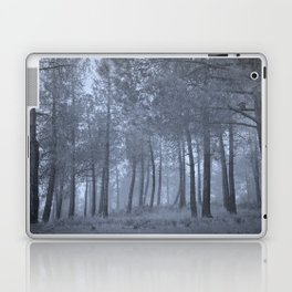 the forest attracts me to get inside Laptop & iPad Skin