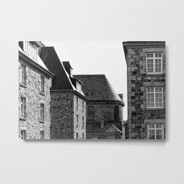 Saint Malo 1 Metal Print