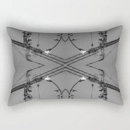 Crane Rectangular Pillow