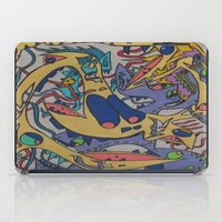 bookworm iPad Cases featuring Bookworm by Gregree
