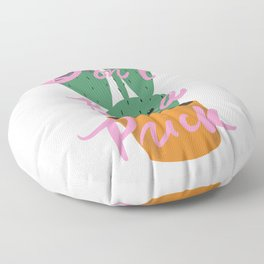 Cactus Friend Floor Pillow