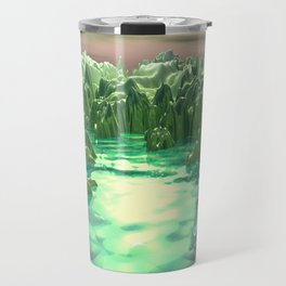 The Green Planet Travel Mug