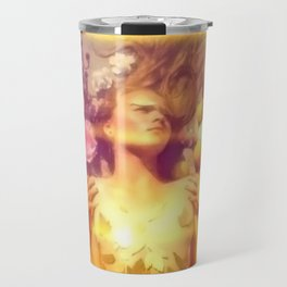 Ginger & Lemon Travel Mug