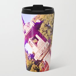 Steep incline. Travel Mug