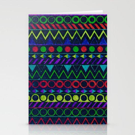 Billy Aztec Stationery Cards