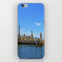 Vizcaya Barge Adventures iPhone Skin