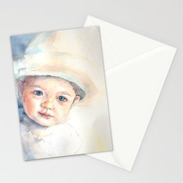 Wonderful Silence || Nganting Stationery Cards