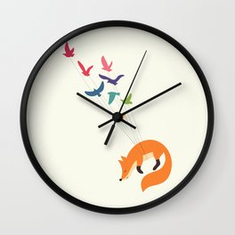 Dreams Come True Wall Clock