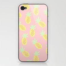 Summertime Pineapples iPhone & iPod Skin