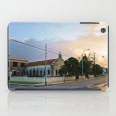 The Streets of Varadero iPad Case
