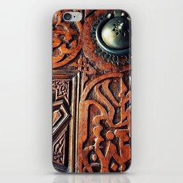 Mosque Door in Turkey iPhone Skin