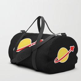 Spaceman Logo Duffle Bag