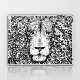 king of the jungle Laptop & iPad Skin