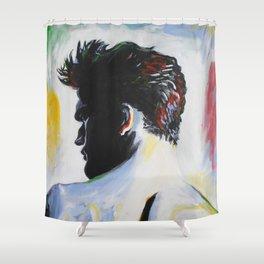 A Single Man Shower Curtain