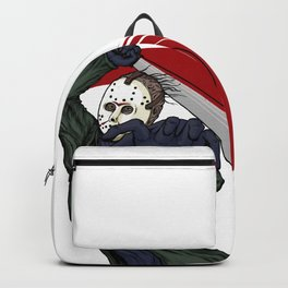 Kill them for mommy Backpack