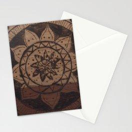 Sun & Moon Mandala Stationery Cards
