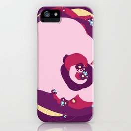 Random Abstract 01 iPhone Case