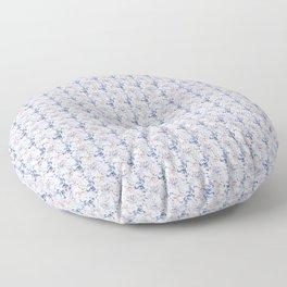 Botanical Impressions: BOUQUET 1 Floor Pillow