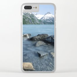 Portage Lake, No. 3 Clear iPhone Case