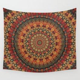 Mandala 563 Wall Tapestry