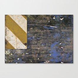 Waggon Canvas Print