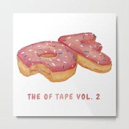 ODD FUTURE - THE OF TAPE VOL.2 Metal Print