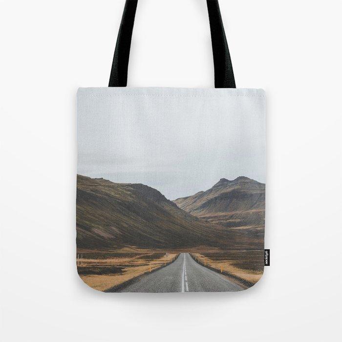 Innra Hvannagil, Iceland Tote Bag