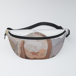 Carefree Girl Fanny Pack