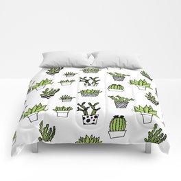 Catus patten Comforters