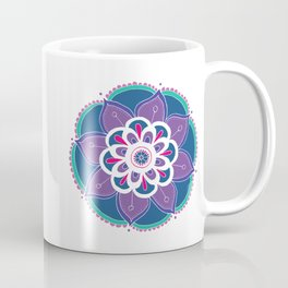 Happiness Is Mandala Coffee Mug