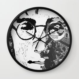 Hey Jude 2 Wall Clock