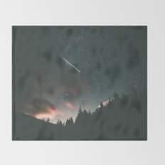 Stars II Throw Blanket