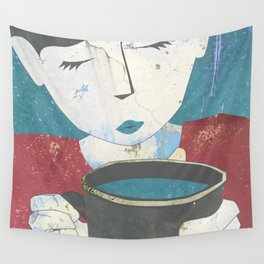 Morning Elixir Wall Tapestry