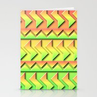 rio Stationery Cards featuring Rio by Lyle Hatch