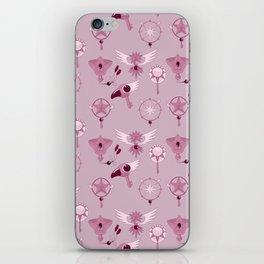Cardcaptor Keys iPhone Skin
