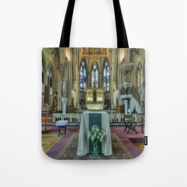 Be Strong Fear Not Tote Bag