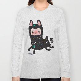 Run alpaca, run! Long Sleeve T-shirt