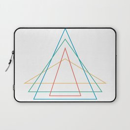 4 triangles Laptop Sleeve