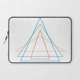 4 triangles Laptop Sleeve