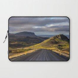 Saefellsjokull Iceland Laptop Sleeve