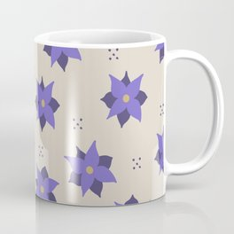 Mendi Star Flowers Coffee Mug