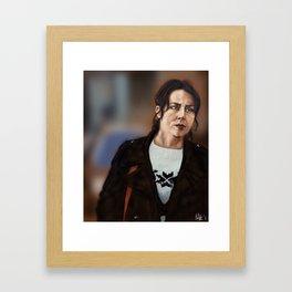 Sarah Lund Framed Art Print