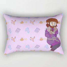 Brownie Time  Rectangular Pillow